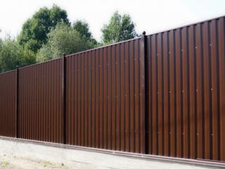 Купить профлист на забор в Липецке дешево от производителя
